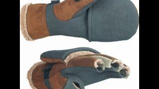 Зимние рукавицы Extreal для рыбалки и охоты. Обзор.