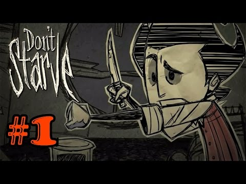 ★ DON'T STARVE: POCKET EDITION ★ How Long Can We Survive? [1] (Let's Play / Walkthrough)