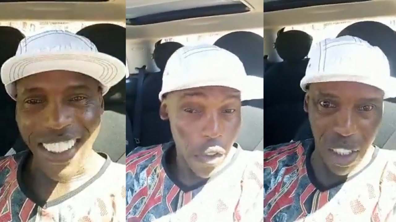 Download Junior Khanye Sends A Message To His Fans In A Video