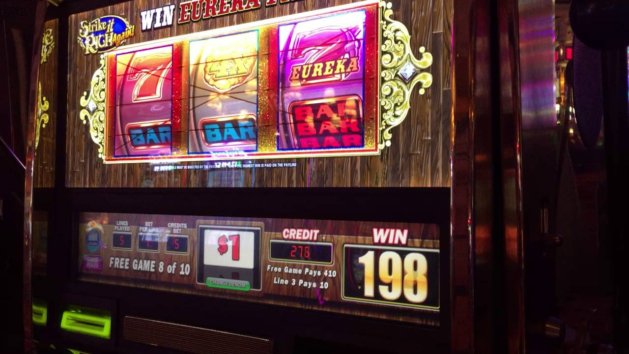 Strike It Rich Free Slots