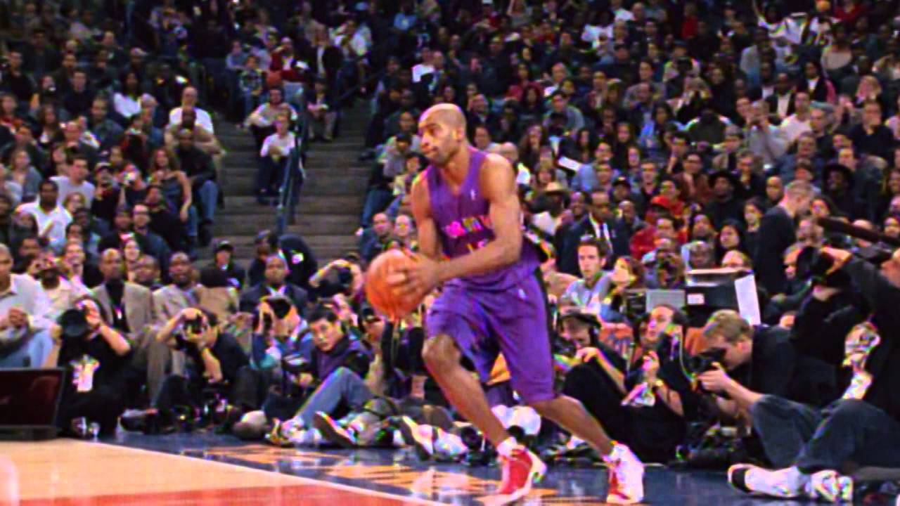 63966376474 Vince Carter Looks Back on the 2000 Slam Dunk Contest - YouTube