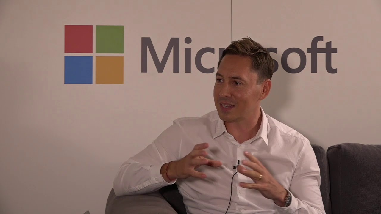 Microsoft IFA 2017 Talks: Thomas Kowollik