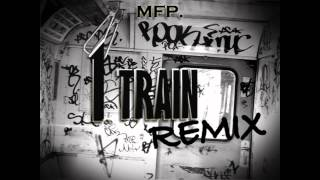 MFP.1 Train Remix Feat. Supra, D!Mike, Daze, Shado, Bizzy Bee