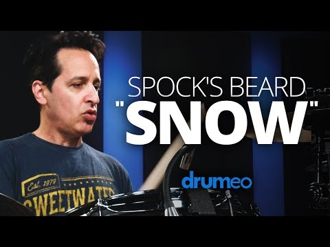 "Spock's Beard ""Snow"" Medley By Nick D'Virgilio"