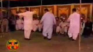 Attan Noor Mohammad Kochay Mast Attan.flv