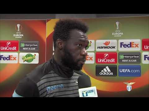 L'analisi di Felipe Caicedo nel post partita di Nizza-Lazio