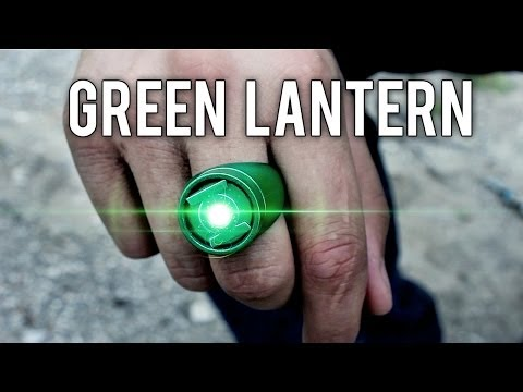Green Lantern VFX Fan Film