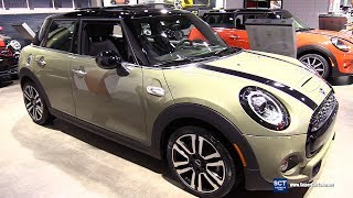 2019 Mini Cooper S - Exterior and Interior Walkaround - 2018 Montreal Auto Show