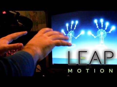 Leap Motion: le mani come controller (prime impressioni)
