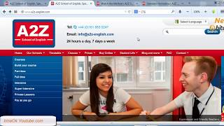 Англия. Курс английского - виза в Англию(Оплатив курс английского в колледже, можно получить визу и на год Англия по русски http://www.youtube.com/user/58IrinaOk..., 2014-08-27T21:57:42.000Z)