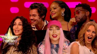 The Best of Music Stars on The Graham Norton Show | Part Two