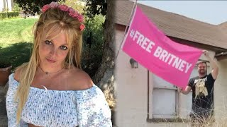 Britney Spears PRAISES Free Britney Campaign After New Court Date Is Denied