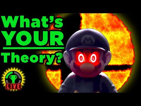 Unlocking the SECRETS of Super Smash Bros Ultimate! | SSBU Theory Talkback thumbnail