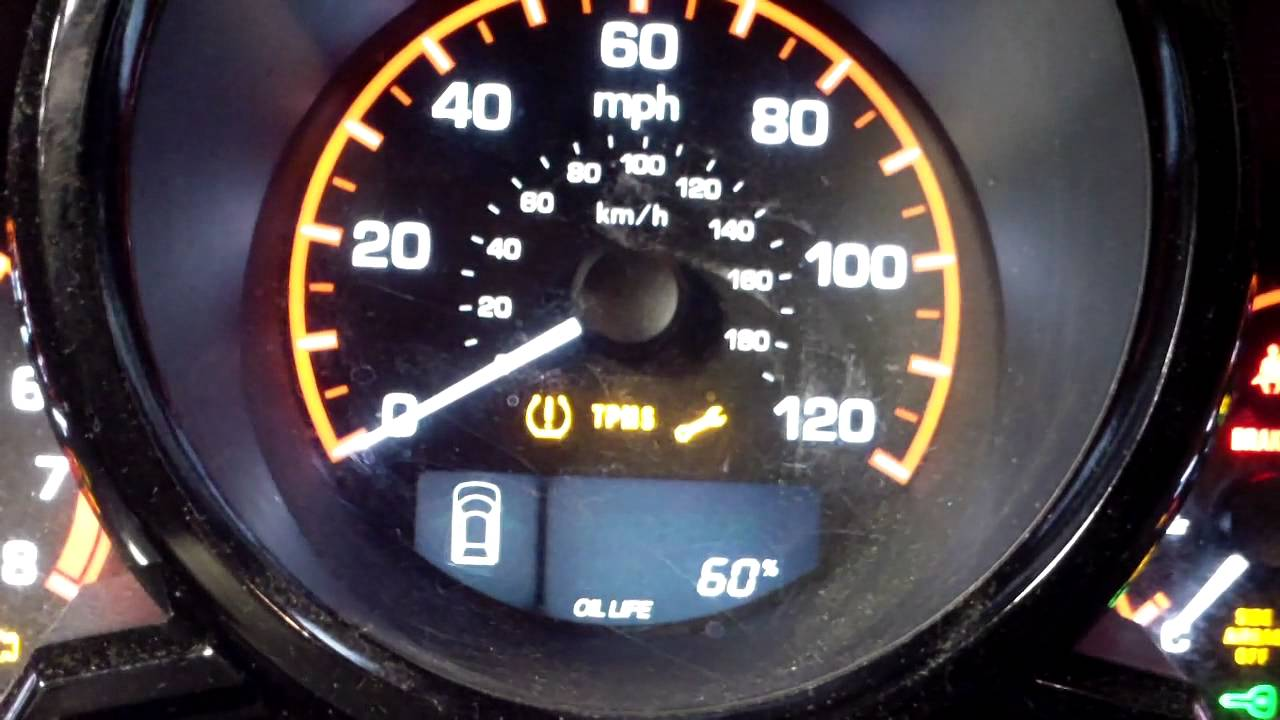 Diy How To Reset Oil Life To 100 Honda Element Youtube