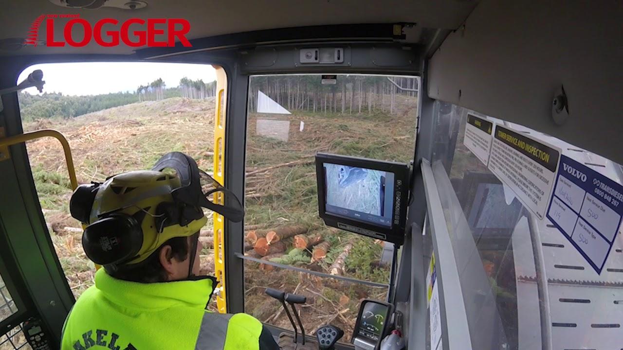 NZ Logger Shaws IronTest December 2020