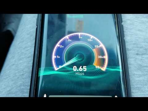 Sprint 4G LTE speedtest  (day 3)