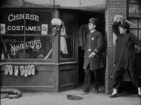 Stan Laurel - Mandarin Mix Up [1924] [Part 2]