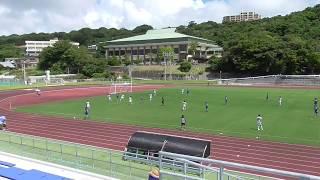 2019/09/01 (日) 南城市陸上競技場 vs.海邦銀行サッカークラブ