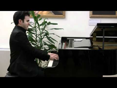 Roberto Giordano - Liszt, Verdi e parafrasi sul Rigoletto