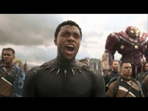 "Black Panther - Fight/Close Combat Quarters & Skills (+ ""Avengers: Infinity War"") [IMAX® HD]"