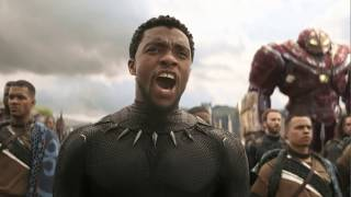 "Black Panther - Fight/Close Combat Quarters & Skills (+ ""Avengers: Infinity War"") [IMAX® HD]"