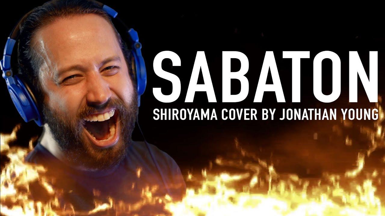 SABATON - Shiroyama (Cover by Jonathan Young)