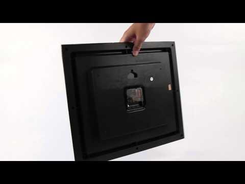 Rectangular Wall Clock » KG8437