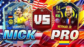 WE MATCH THE SAME TOP COLOMBIAN PRO TWICE AT 18-0 & 21-1!! FIFA 20 Ultimate Team