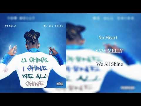 YNW MELLY - No Heart (Clean Best Edit)