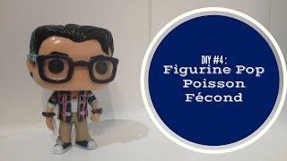 DIY #4 : FIGURINE POP POISSON FECOND