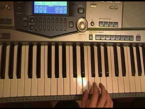 hvordan spille piano