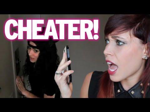 Lesbian cheating
