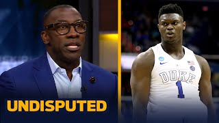 Skip & Shannon react to Zion's alleged pre-Duke $400K marketing payment | UNDISPUTED