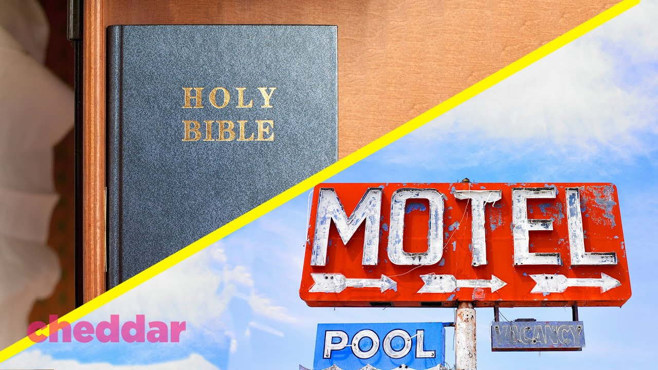 Why Hotel Rooms Have Bibles - Cheddar Explains
