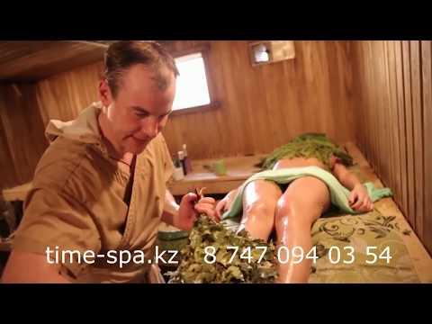 Комплекс Time SPA  Баня на дровах  СПА Процедуры Астана