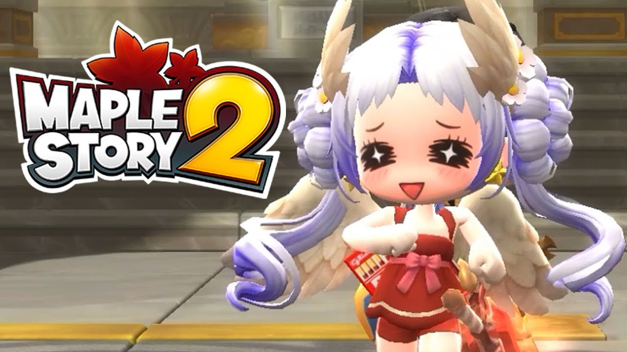 Nexon, MapleStory 2 – Gaming Together Till Death Do Us Apart