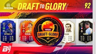 WE GET ONE HELL OF A DRAFT! | FIFA 20 DRAFT TO GLORY #92