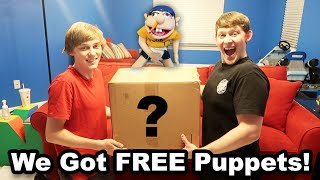 SML Got $700 In FREE Puppets!!!