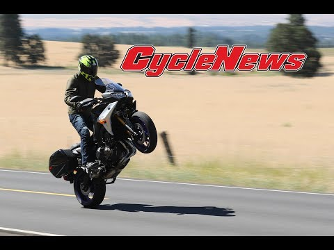 2019 Yamaha Tracer 900 GT Review - Cycle News