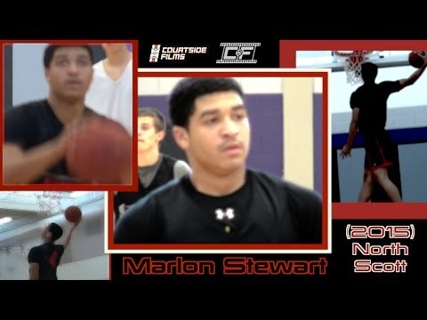Marlon Stewart Mixtape (Top Player In IA Class of 2015)