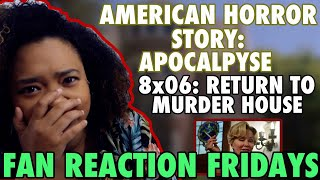 "AHS: Apocalypse Season 8 Episode 6: ""Return to Murder House"" Reaction & Review 