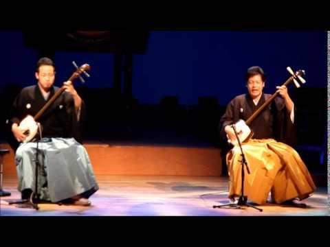 7/7/2014 Taiko, Koto, Shamisen show in Marugame