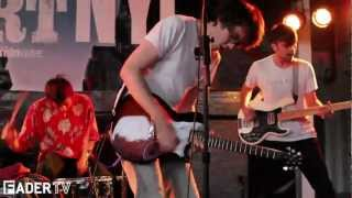 """Cloud Nothings, """"Can't Stay Awake"""" Live at the FADER FORT NYC"""