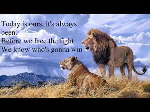 Skillet - Lions (Lyric Video.)