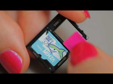 Samsung Galaxy A6 SIM-kezelés