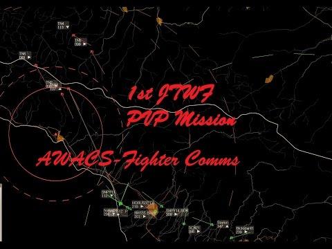 170521 1st JTWF PVP AWACS Comms