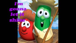 This Little Light of Mine - with VeggieTales Backgrounds