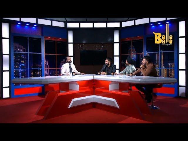 E01- Khorupanti News with Lakha Ft. The Landers || Balle Balle TV || Full Interview