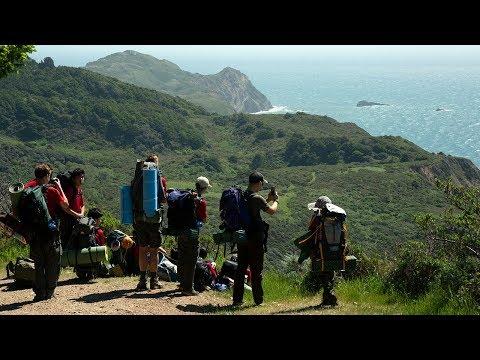 Backpacking Along California's Point Reyes National Seashore