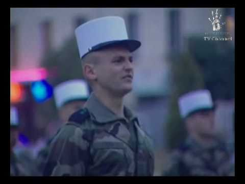 French Foreign Legion - Basic Training & Kepi Blanc